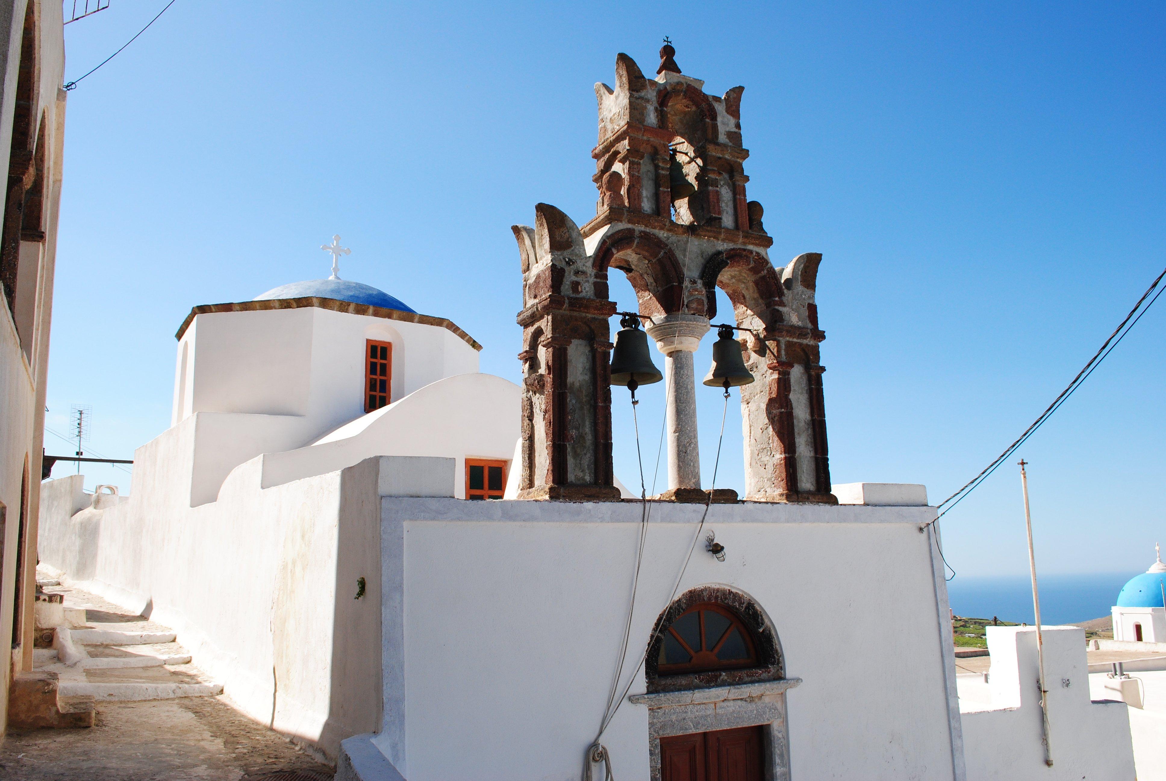 Pyrgos église